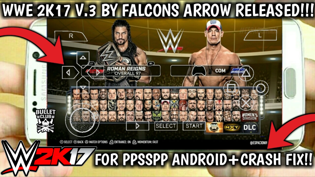 wwe 2k14 psp iso free download for android