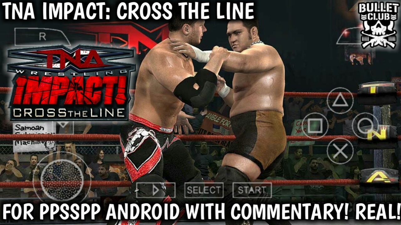 download tna impact android game free